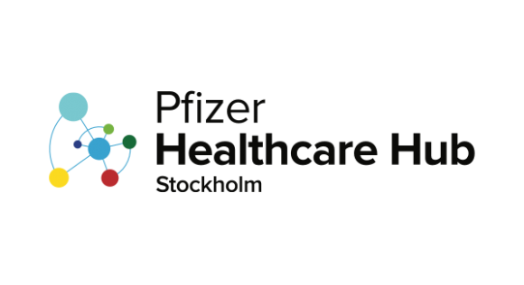 Healthcare hub logotype